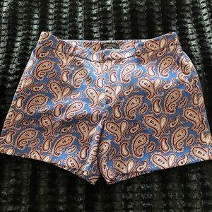 Banana republic size 10 shorts